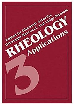 Rheology Volume 3