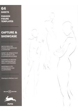 Capture & Showcase. Fashion Figure Templates