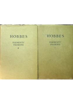 Elementy filozofii Tom I i II