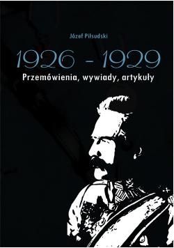 Józef Piłsudski 1926-1929