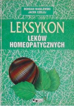 Leksykon leków homeopatycznych
