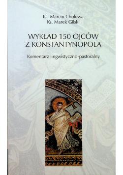 Wykład 150 ojców z Konstantynopola