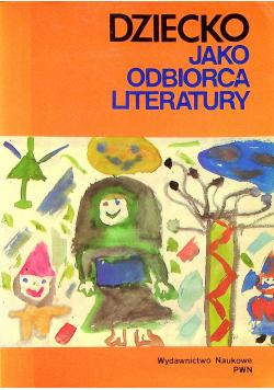 Dziecko jako odbiorca literatury