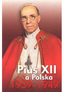 Pius XII a Polska