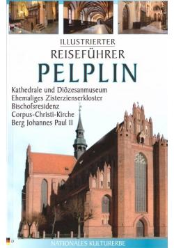 Przewodnik ilustrowany Pelplin w.niemiecka
