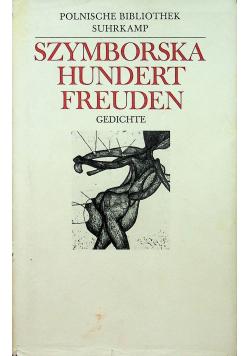 Wisława Szymborska Hundert Freuden