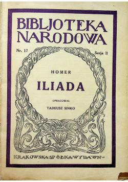 Iliada 1922 r