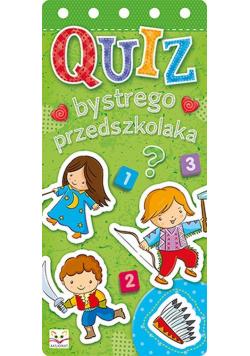 Quiz bystrego przedszkolaka