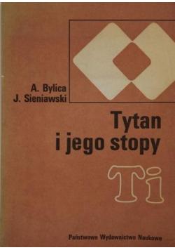 Tytan i jego stopy