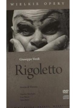 Rigoletto Wielkie Opery DVD plus CD