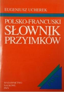 Francusko polski słownik przyimków