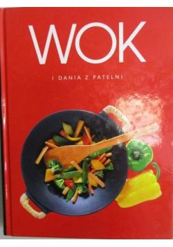 Wok i dania z patelni