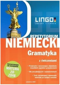 Repetytorium Niemiecki Gramatyka z ćwiczeniami