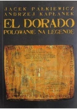 El Dorado polowanie na legendę