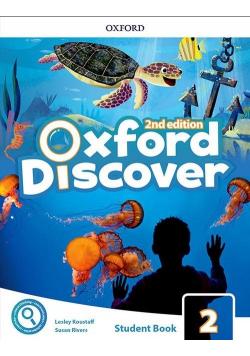 Oxford Discover 2E 2 SB