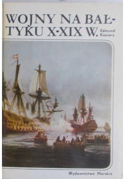 Wojna na Bałtyku X - XIX w.