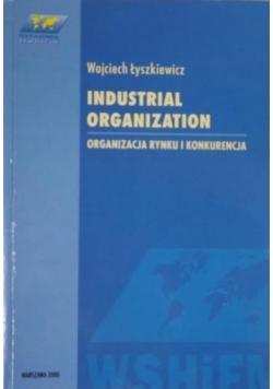 Industrial organization Organizacja rynku i konkurencja