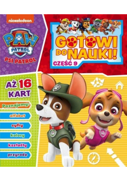 Psi Patrol. Gotowi do nauki cz.9