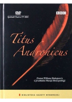 Titus Andronicus DVD