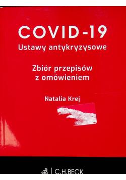 Covid 19 Ustawy antykryzysowe Zbiór przepisów z omówieniem