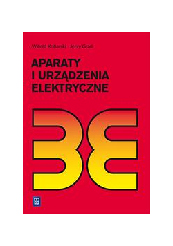 Aparaty i urządzenia elektryczne. Podr. WSIP