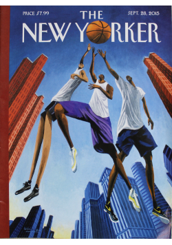 The new yorker sept 28 2015