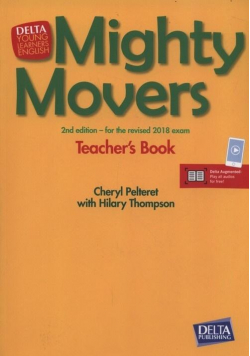 Mighty Movers Second Edition Teacher's Book