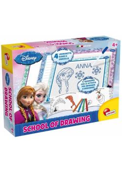 Szkoła rysowania Frozen