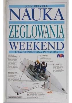 Nauka żeglowania w weekend
