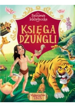 Baśniowa biblioteczka. Księga dżungli