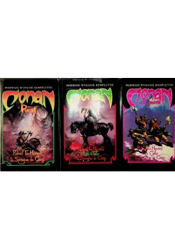 Conan / Conan z Cymerii/ Conan Pirat