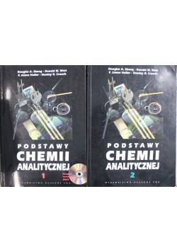 Podstawy chemii analitycznej Tom I i II