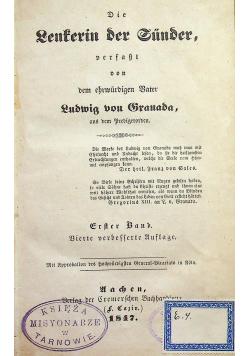 Die Lenserin der Sünder 1847 r.