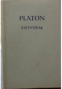 Platon EUTYDEM Filozofia starożytna BKF