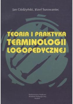 Teoria i praktyka terminologii logopedycznej