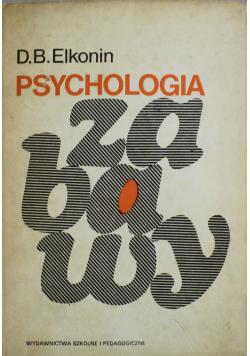 Psychologia zabawy