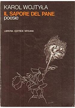 Il Sapore del Pane Poesie