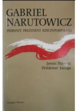 Gabriel Narutowicz pierwszy prezydent Rzeczypospolitej