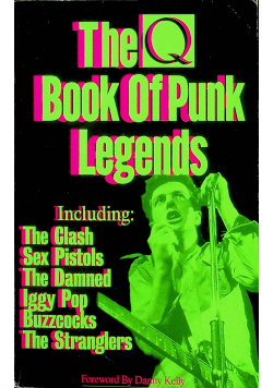 The Q book of Punk Legends