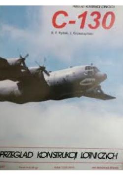 Przegląd konstrukcji lotniczych nr 3 C - 130