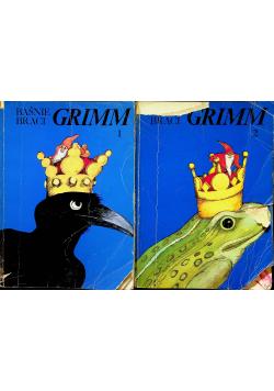 Baśnie braci Grimm Tom I i II