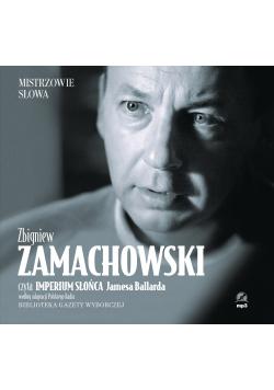 Mistrzowie słowa Imperium słońca Zamachowski NOWA Audiobook