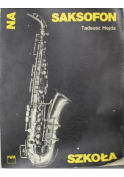 Szkoła na saksofon