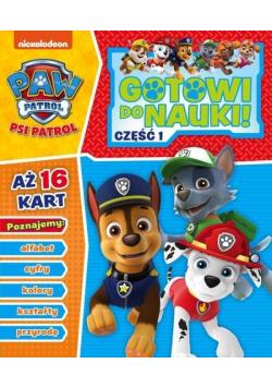 Psi Patrol. Gotowi do nauki cz.1