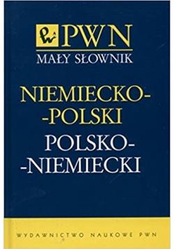 Mały słownik niemiecko polski polsko niemiecki