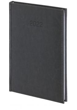 Kalendarz 2022 A4 Dzienny Vivella szary