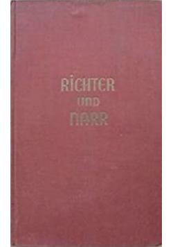 Richter und Narr 1928 r.