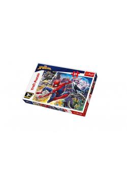 Puzzle 24 maxi Nieustraszony Spider-Man TREFL