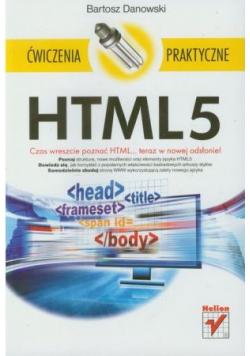 HTML 5  Ćwiczenia praktyczne