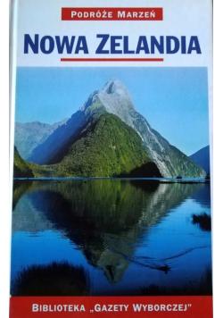 Nowa Zelandia Podróże marzeń